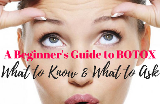 Beginners Guide to Botox